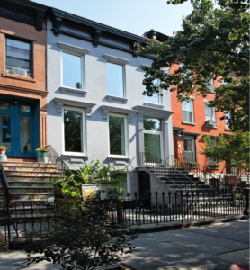 Tighthouse; NYC's First Passive House