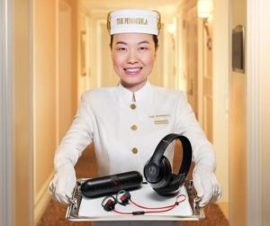Photocourtesy of:The Peninsula Hotels