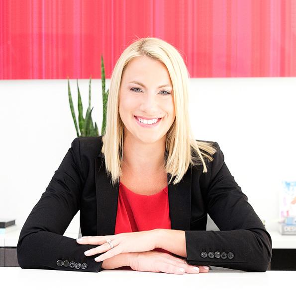 Suzanne Rosnowski CEO